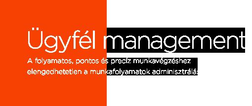 Ügyfél management